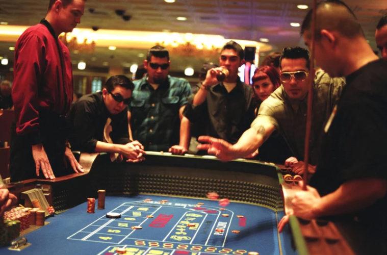 Playing slot machine games